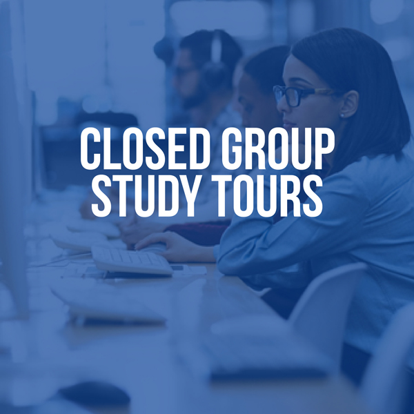 Closed Group Study Tours