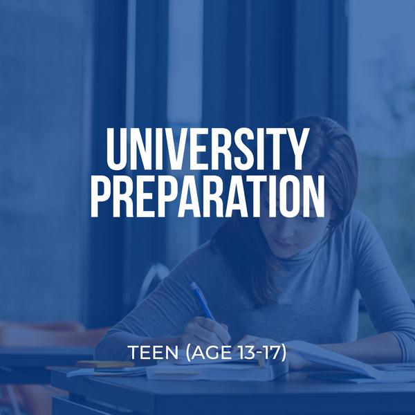 University Preparation