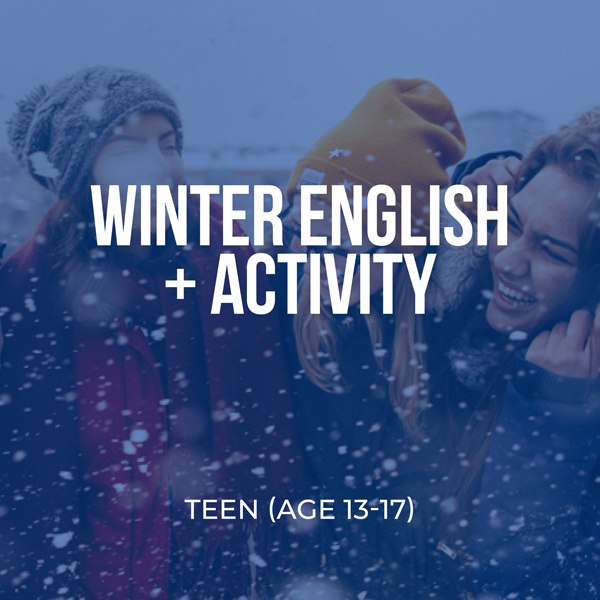 Winter English + Activity