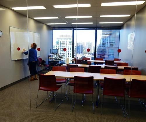 Toronto Classroom