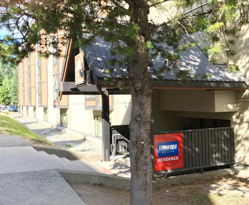 Whistler Camp 1
