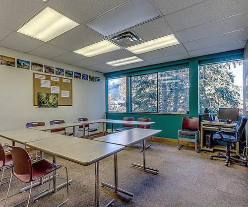 Whistler Campus Interior