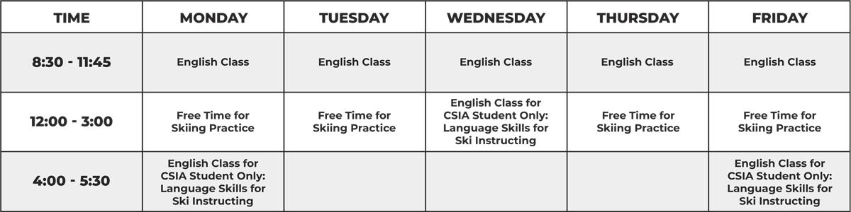 Instructor Week 1