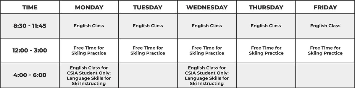Instructor Week 2